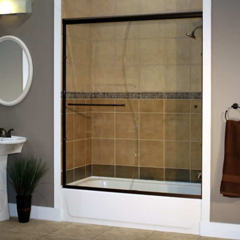 Shower Doors and Custom Shower Enclosures