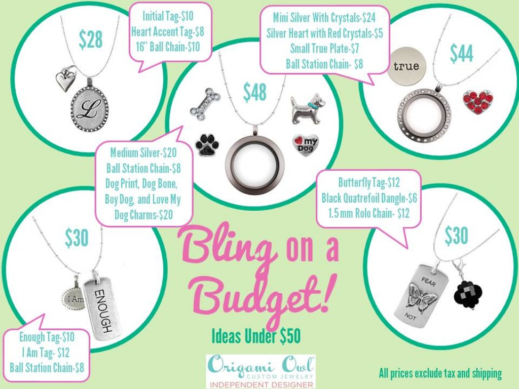 Bling on a Budget!