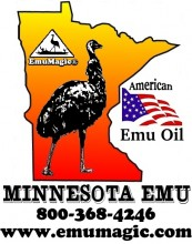 Minnesota Emu Ranch EmuMagic Products