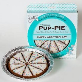 Happy Adoption Day pie
