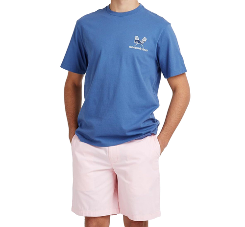 Vineyard Vines Lacrosse Whale Graphic T Shirt By Vineyard