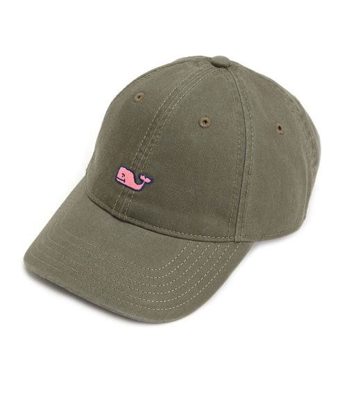 Vineyard Vines W Classic Baseball Hat Dark Olive By Vineyard Vines ... 67f8e3a700b4