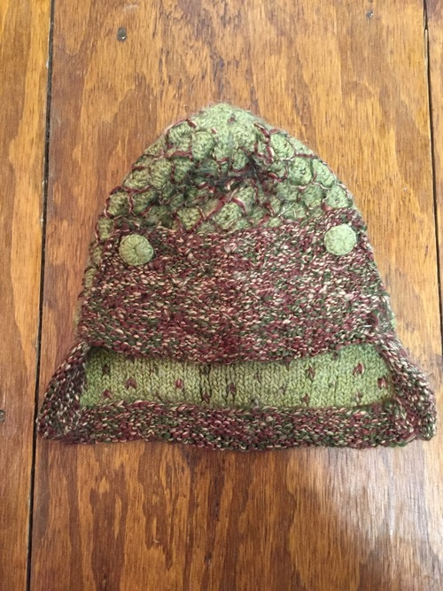 Chain Link Trapper Hat By Peruvian Trading Company Grassroots