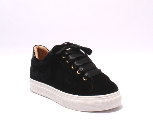 lace-up sneakers - Black Gianni Renzi Couture 1kuQH