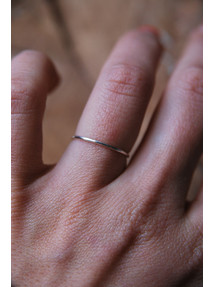 Simple Stacking Rings
