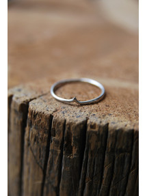 Dainty Point Ring