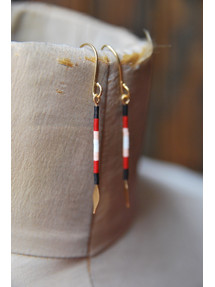 Ombre Spear Earrings [more colors]