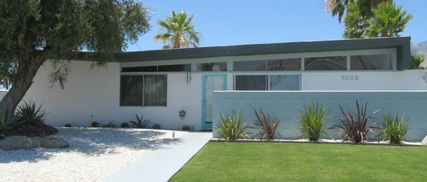 Mid Century Modern Homes