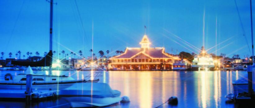Balboa Pavilion