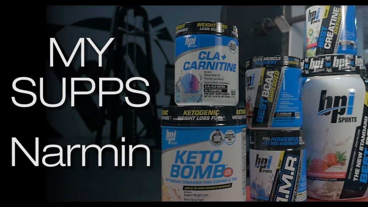 Daily Supplementation for Bikini Pros – Narmin Assria's Supps