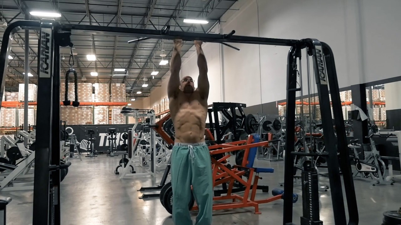 The Right Way to Do a Pull Up/Chin Up – Dr. O's Five Pillar Exercises