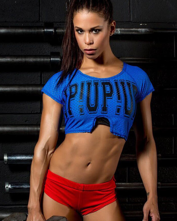 Team BPI Athlete Bio: IFBB Bikini Pro India Paulino - BPI Sports Products - Sports Nutrition ...