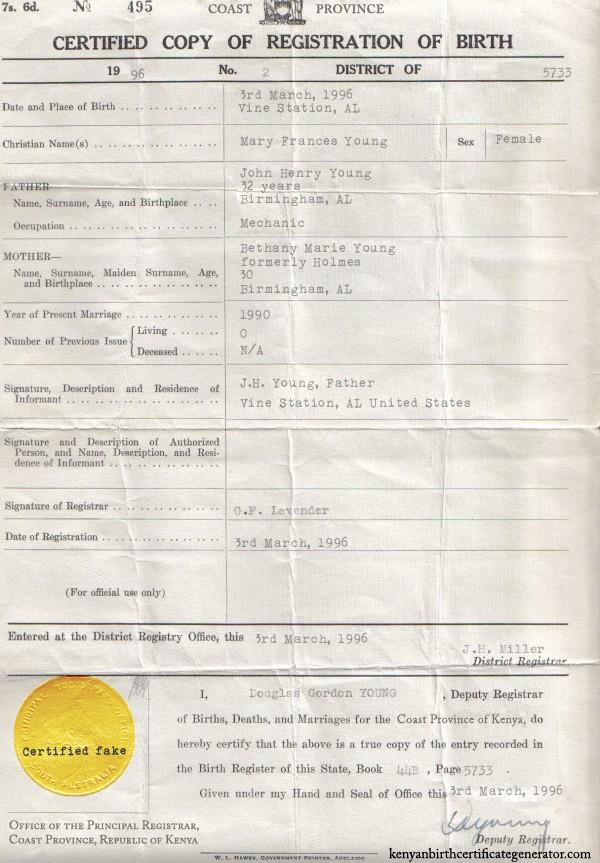 Birth Certificate Looking For Alaska