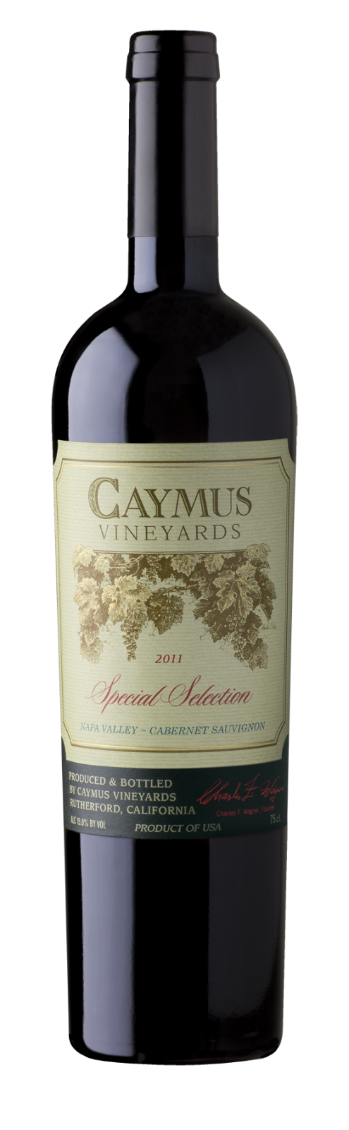 Caymus Cabernet Sauvignon Special Selection 2013,  (WS95) from The BPW - Merchants of rare and fine wines.