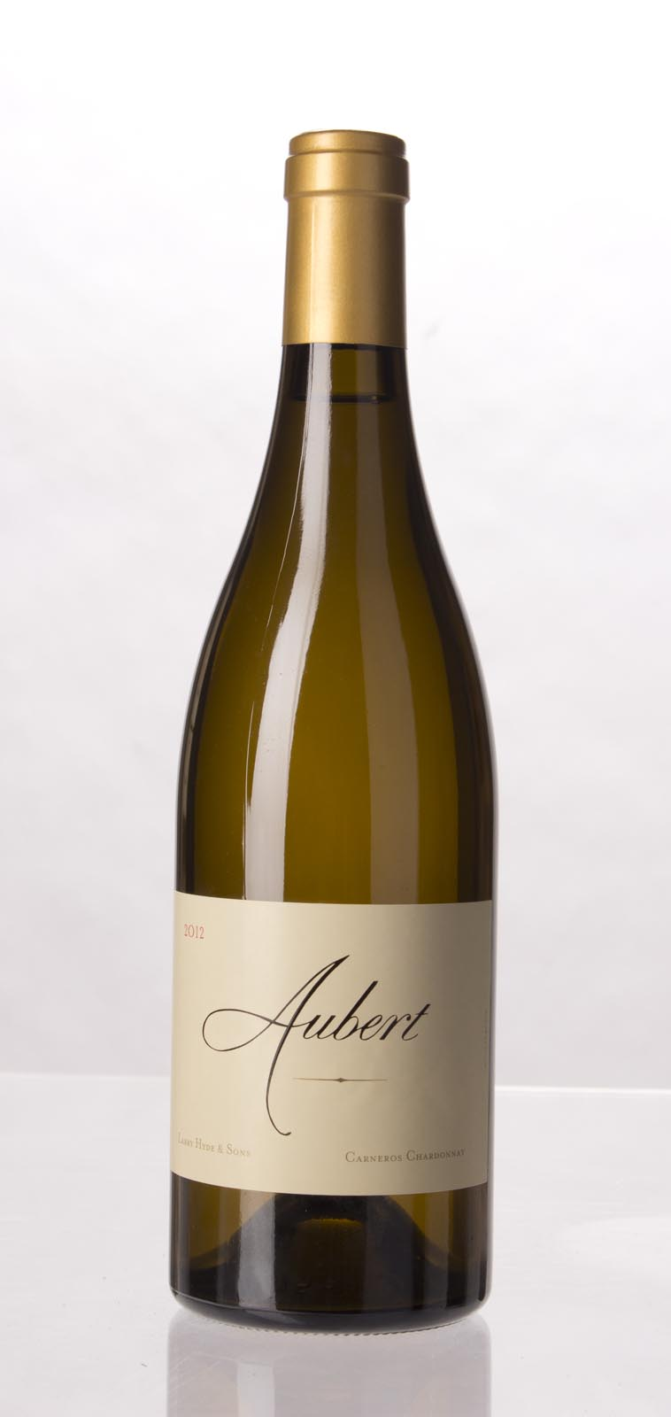 Aubert Chardonnay Hyde Vineyard 2012, 750mL () from The BPW - Merchants of rare and fine wines.