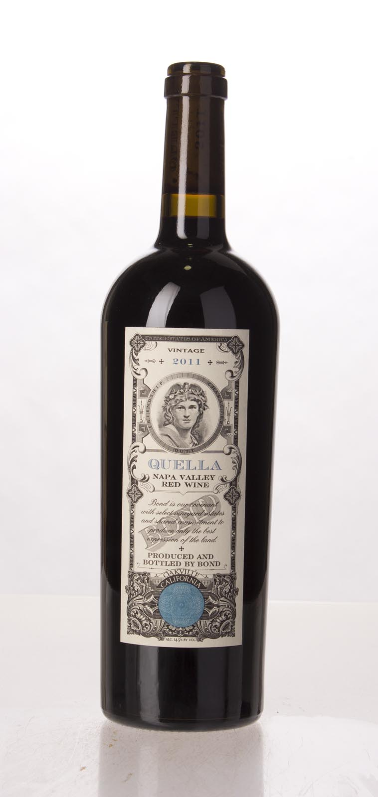 Bond Quella 2011, 750mL (JS96) from The BPW - Merchants of rare and fine wines.