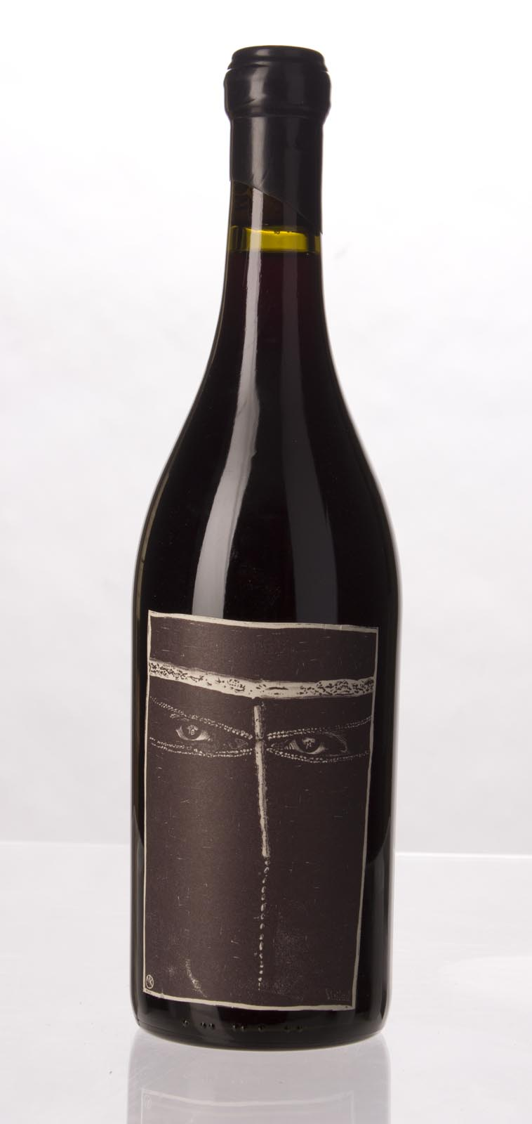Sine Qua Non Pinot Noir Veiled 1998, 750mL (WA90-92) from The BPW - Merchants of rare and fine wines.