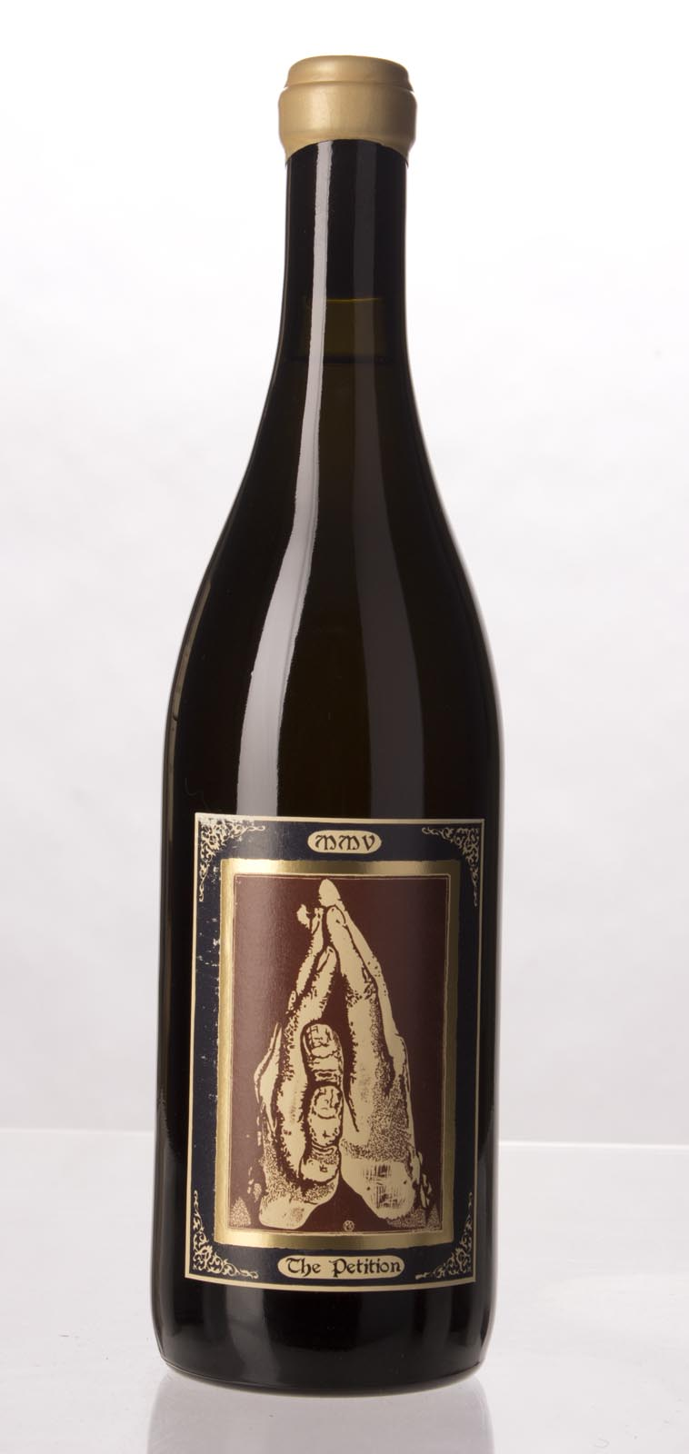 Sine Qua Non Proprietary White The Petition 2005, 750mL (WA95, VN93, ST93) from The BPW - Merchants of rare and fine wines.