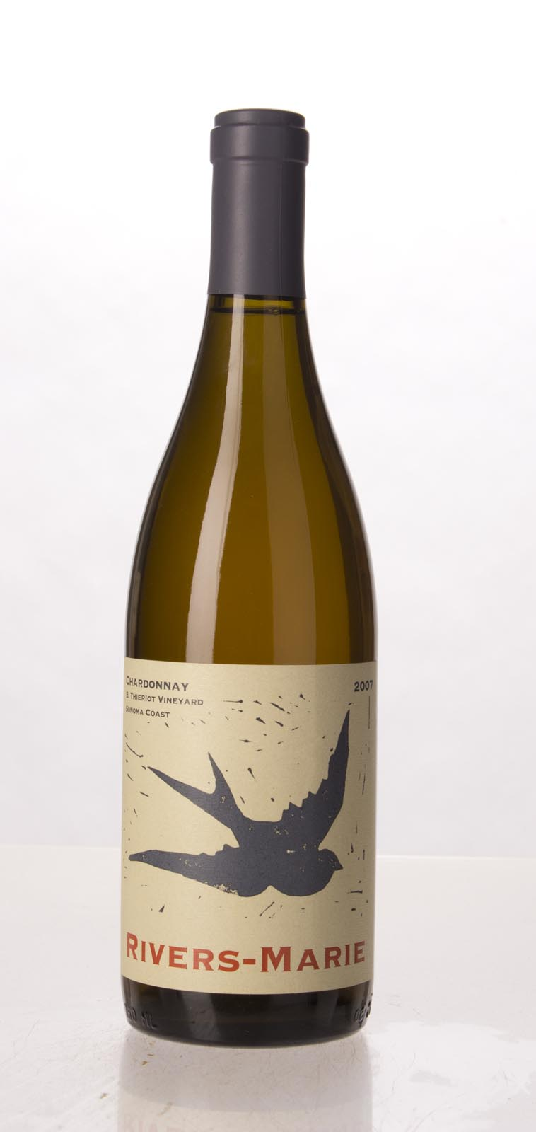 Rivers Marie Chardonnay The B. Thieriot Vineyard 2007, 750mL (ST90+) from The BPW - Merchants of rare and fine wines.