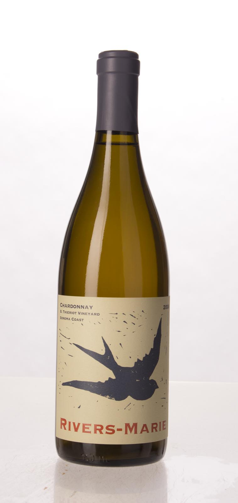 Rivers Marie Chardonnay The B. Thieriot Vineyard 2008, 750mL (ST92) from The BPW - Merchants of rare and fine wines.