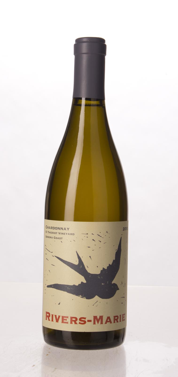 Rivers Marie Chardonnay The B. Thieriot Vineyard 2010, 750mL (WA91, ST92) from The BPW - Merchants of rare and fine wines.