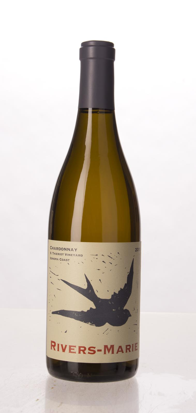 Rivers Marie Chardonnay The B. Thieriot Vineyard 2011, 750mL (AG92, WA92) from The BPW - Merchants of rare and fine wines.