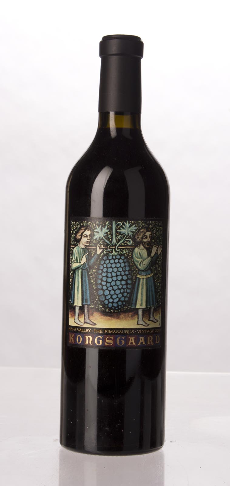 Kongsgaard Proprietary Red The Fimasaurus 2010, 750mL (AG95+, WA94) from The BPW - Merchants of rare and fine wines.
