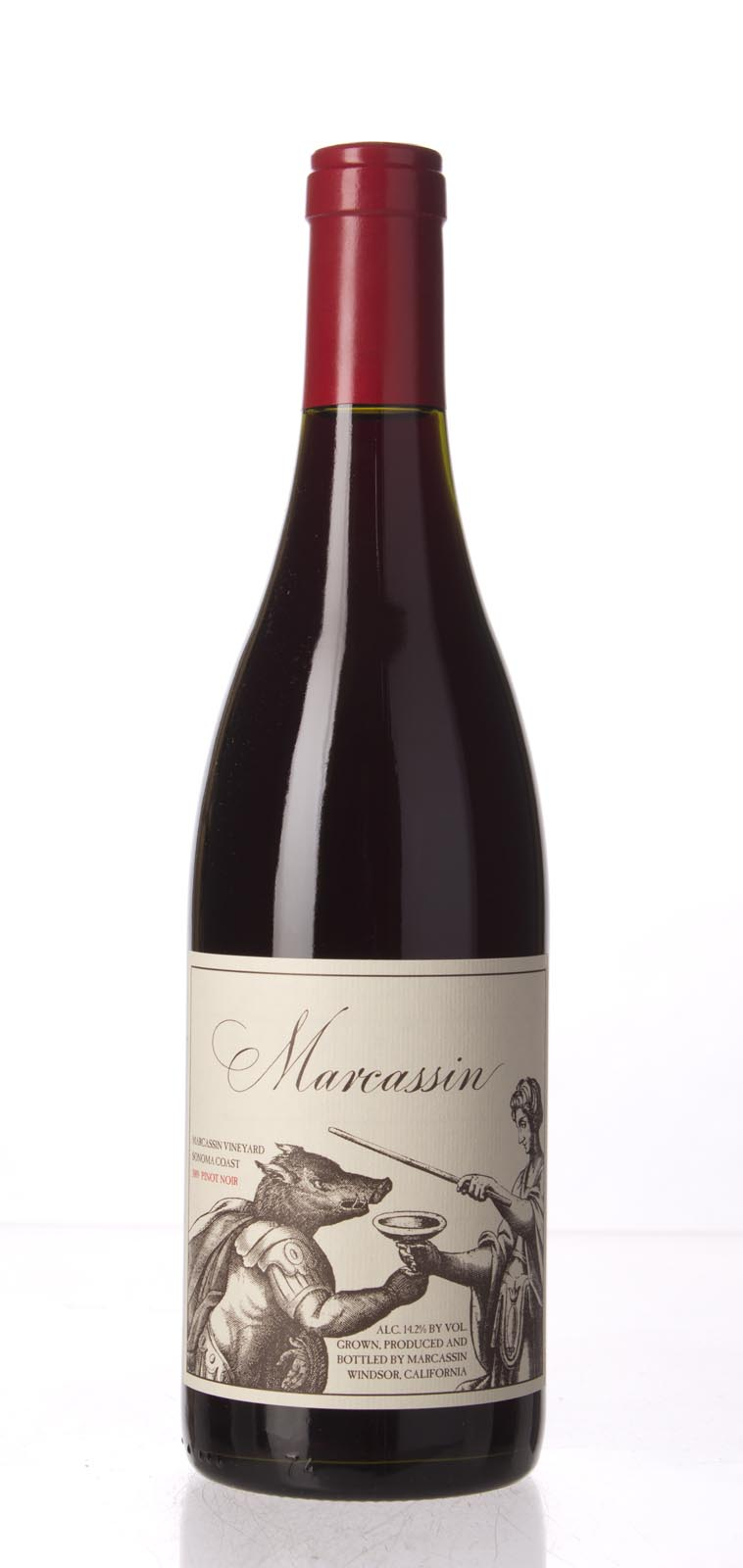 Marcassin Pinot Noir Marcassin Vineyard 2009, 750mL (WA97+) from The BPW - Merchants of rare and fine wines.