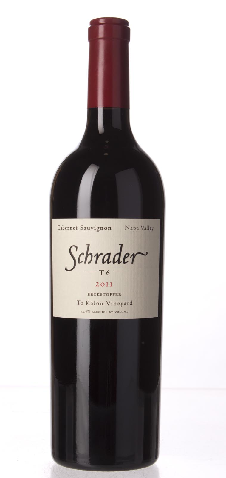 Schrader Cellars Cabernet Sauvignon Beckstoffer To Kalon Vineyard T6 2011, 750mL (WA93) from The BPW - Merchants of rare and fine wines.