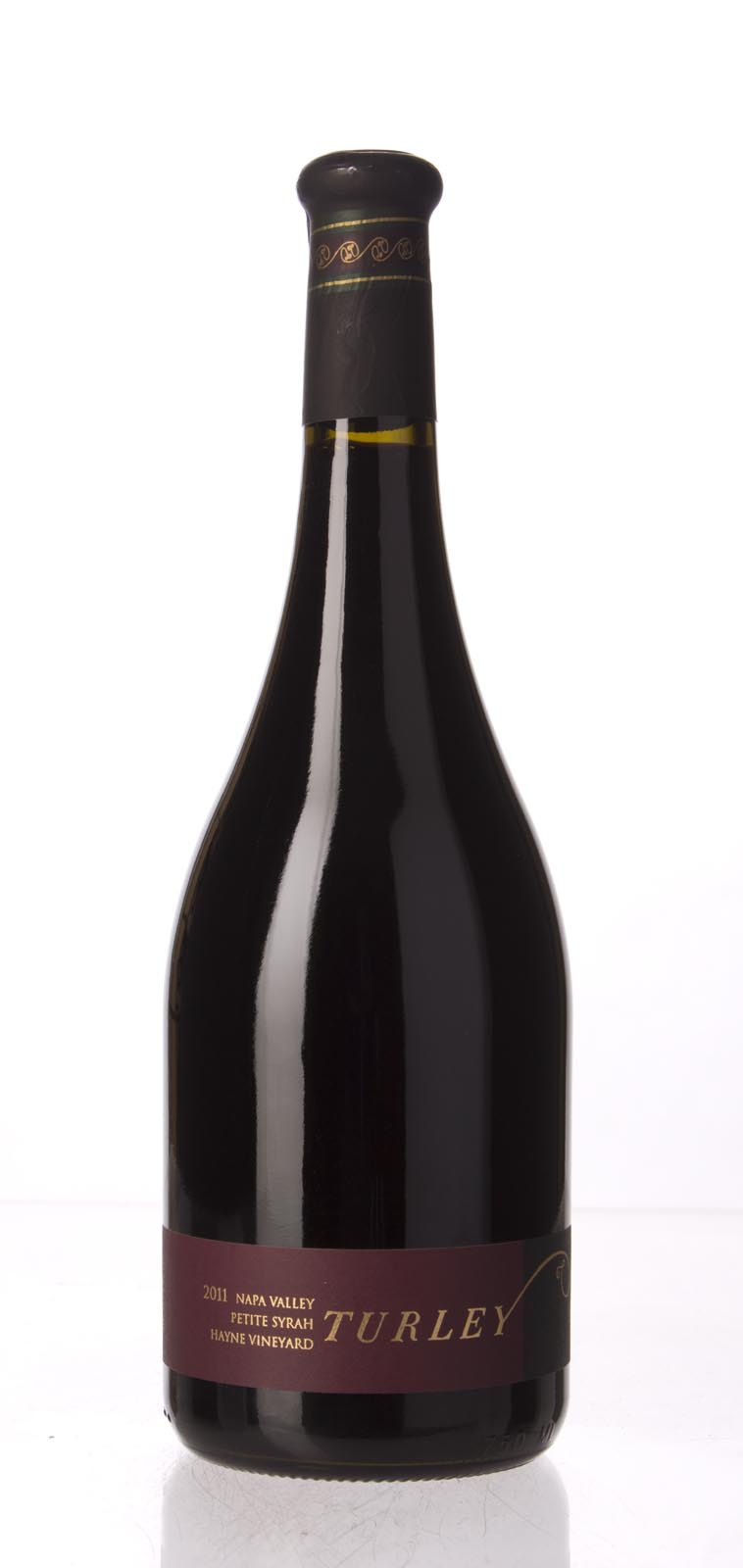 Turley Wine Cellars Petite Sirah Hayne Vineyard 2011, 750mL (ST93+) from The BPW - Merchants of rare and fine wines.