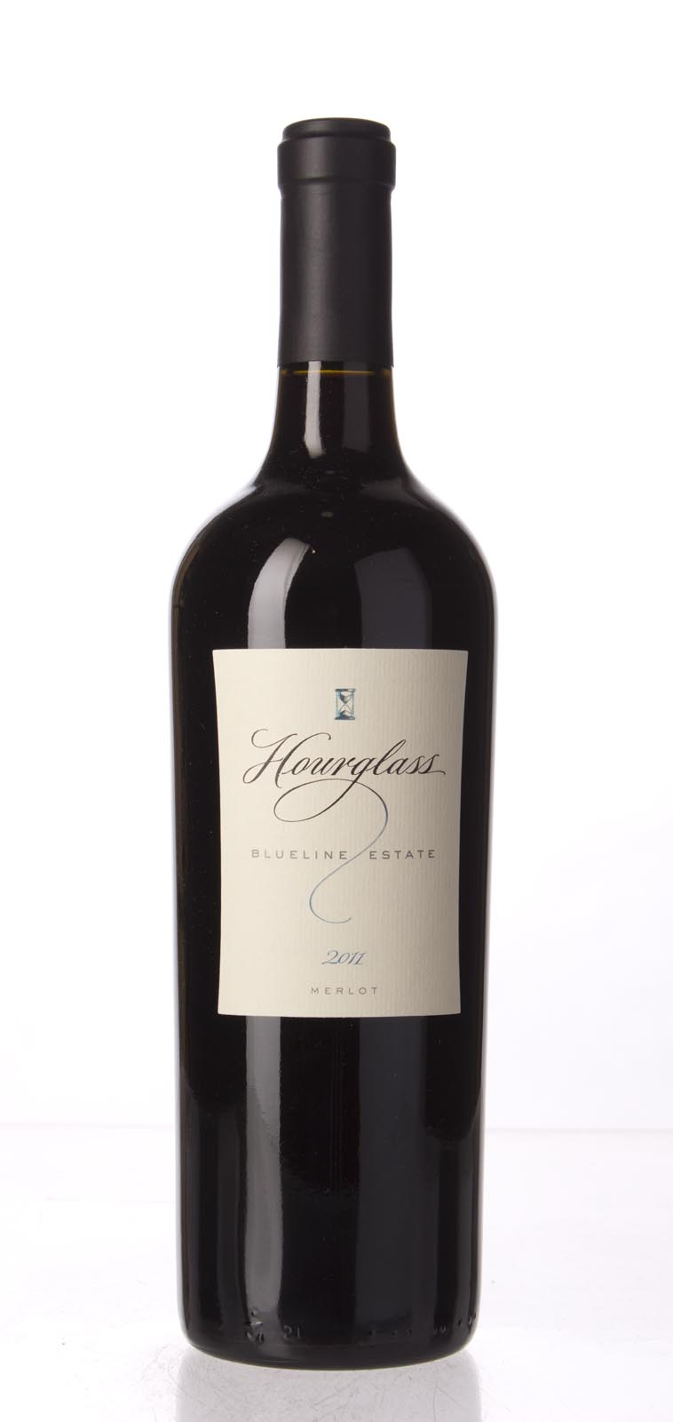 Hourglass Merlot Blueline Vineyard 2011,  (WA90) from The BPW - Merchants of rare and fine wines.
