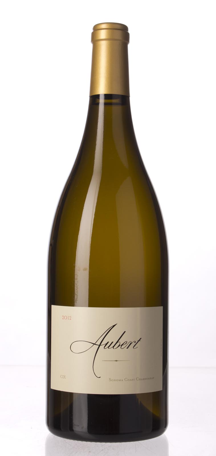 Aubert Chardonnay CIX Estate Vineyard 2012, 1.5L (WA98-100) from The BPW - Merchants of rare and fine wines.