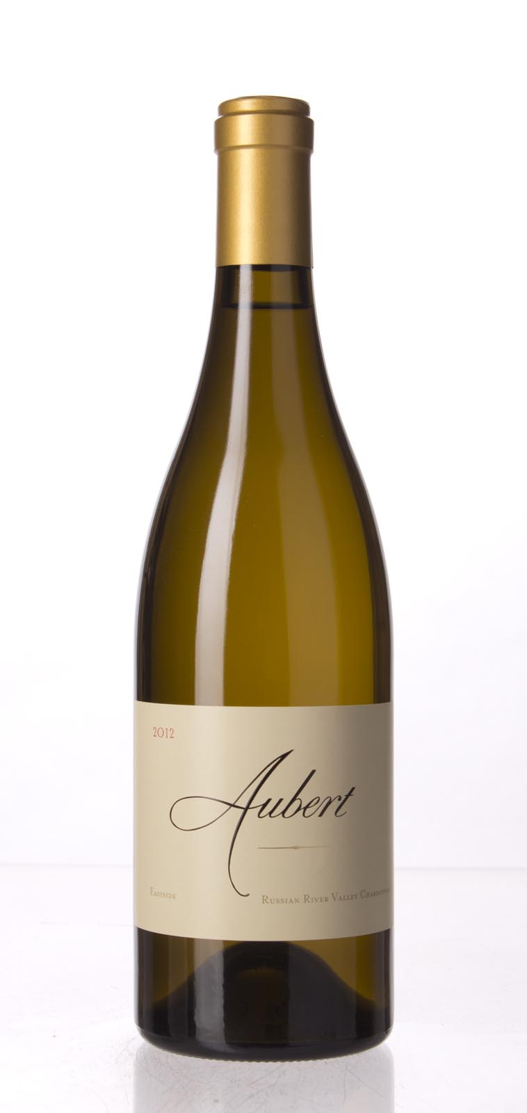 Aubert Chardonnay Eastside Vineyard 2012, 750mL (WA99-100) from The BPW - Merchants of rare and fine wines.