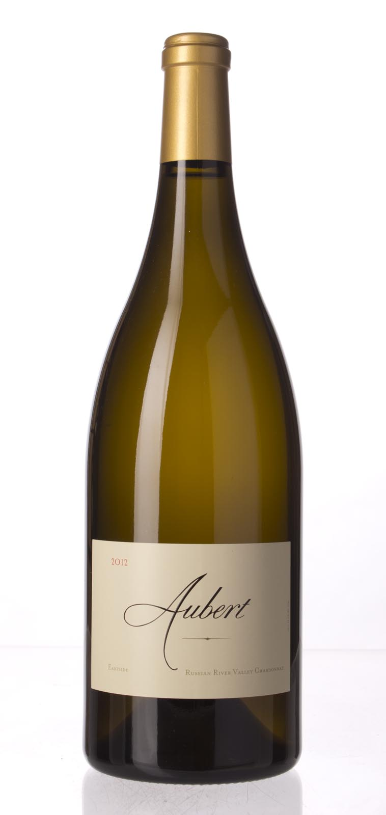Aubert Chardonnay Eastside Vineyard 2012, 1.5L (WA99-100) from The BPW - Merchants of rare and fine wines.
