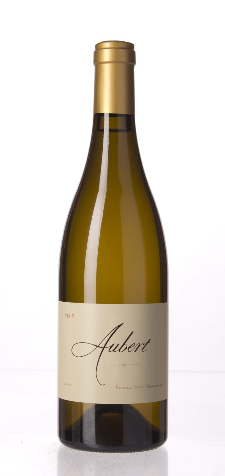 Aubert Chardonnay Lauren Vineyard 2012, 750mL (WA98-100) from The BPW - Merchants of rare and fine wines.