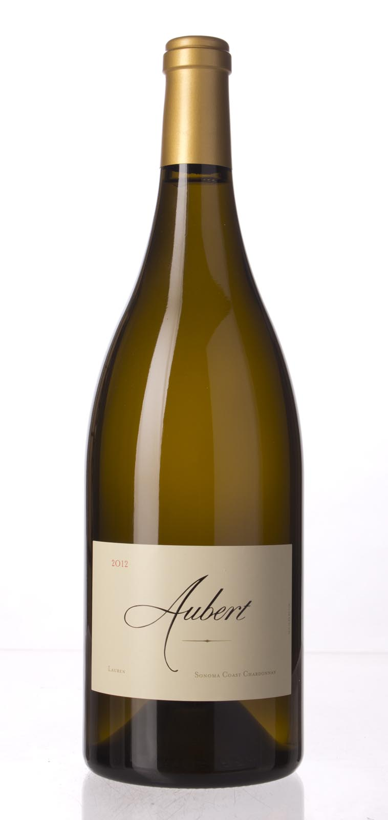 Aubert Chardonnay Lauren Vineyard 2012, 1.5L (WA98-100) from The BPW - Merchants of rare and fine wines.