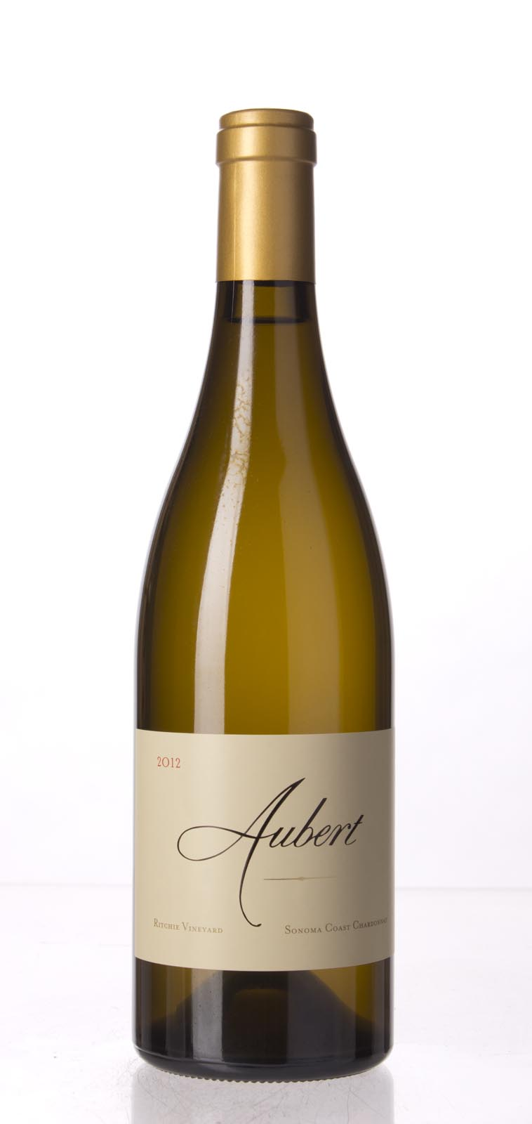 Aubert Chardonnay Ritchie Vineyard 2012, 750ml (WA95-98) from The BPW - Merchants of rare and fine wines.
