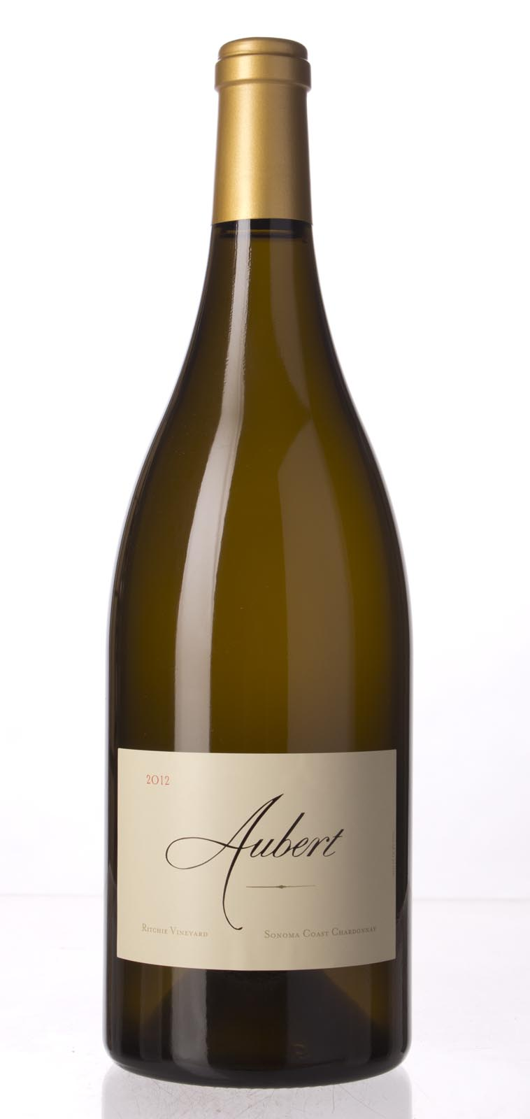 Aubert Chardonnay Ritchie Vineyard 2012, 1.5L (WA95-98) from The BPW - Merchants of rare and fine wines.