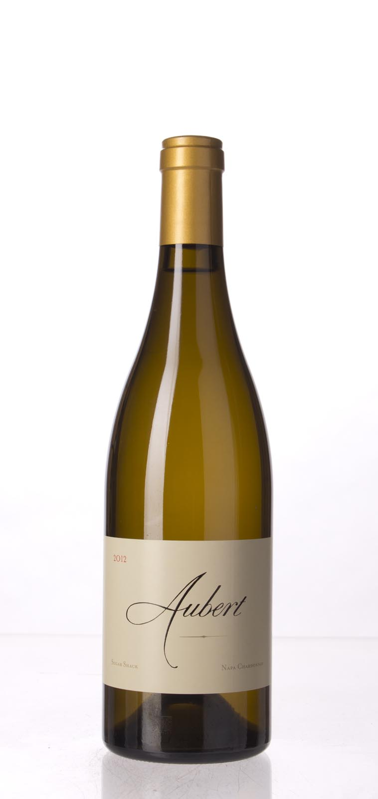 Aubert Chardonnay Sugar Shack Estate Vineyard 2012, 750mL (WA99-100) from The BPW - Merchants of rare and fine wines.