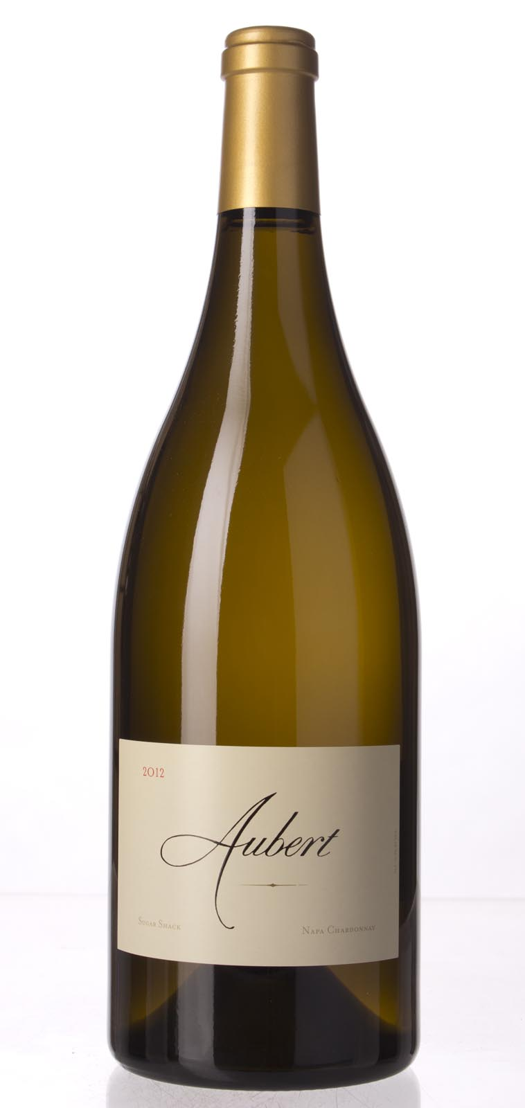 Aubert Chardonnay Sugar Shack Estate Vineyard 2012, 1.5L (WA99-100) from The BPW - Merchants of rare and fine wines.