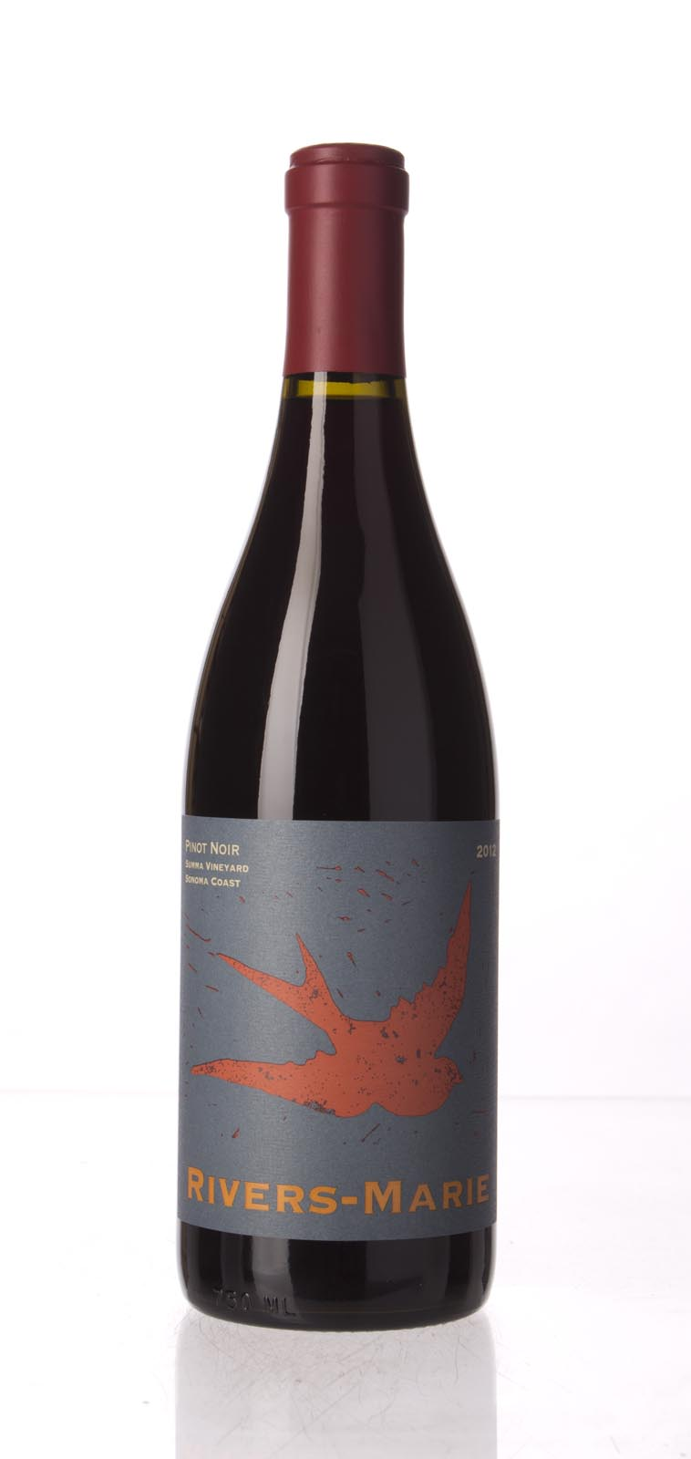 Rivers Marie Pinot Noir Summa Vineyard 2012, 750mL (AG94) from The BPW - Merchants of rare and fine wines.
