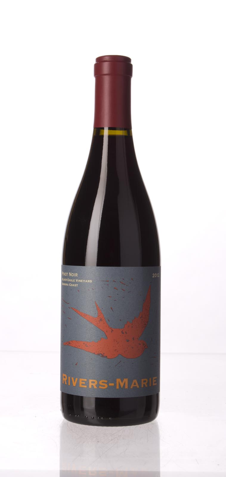 Rivers Marie Pinot Noir Silver Eagle Vineyard 2012, 750mL (AG95) from The BPW - Merchants of rare and fine wines.