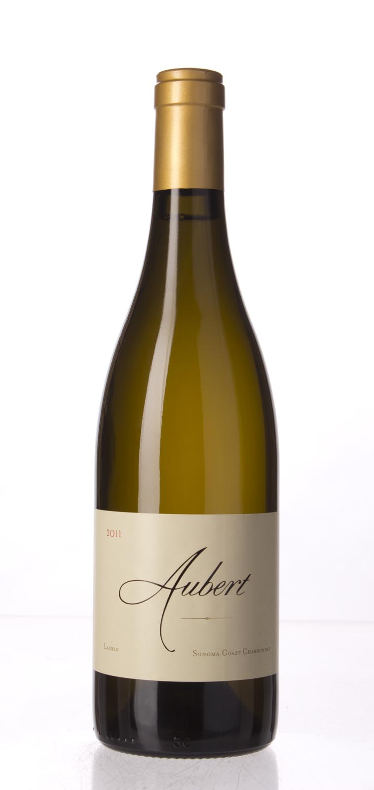 Aubert Chardonnay Lauren Vineyard 2011, 750mL (AG95, WA95) from The BPW - Merchants of rare and fine wines.