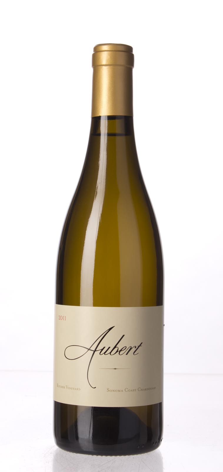 Aubert Chardonnay Ritchie Vineyard 2011, 750mL (AG96, WA96) from The BPW - Merchants of rare and fine wines.