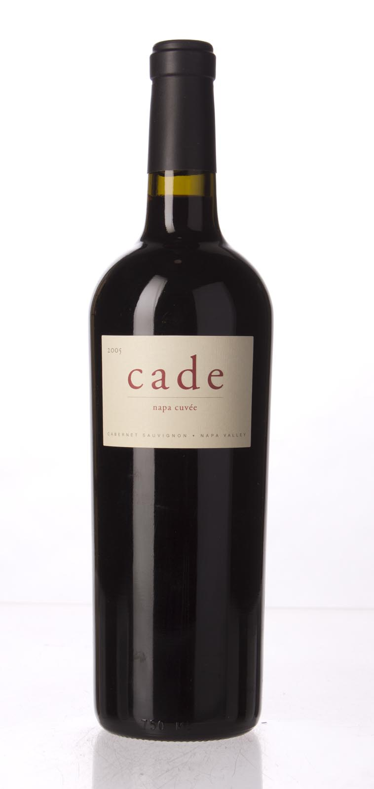 Cade Winery Proprietary Red Napa Cuvee 2005, 750mL () from The BPW - Merchants of rare and fine wines.