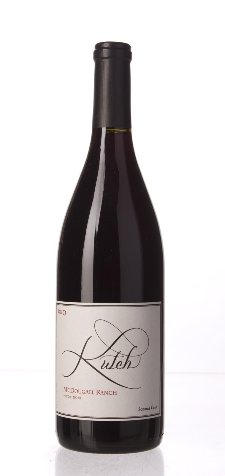 Kutch Pinot Noir McDougall Ranch 2010, 750mL (BH92, WA92) from The BPW - Merchants of rare and fine wines.
