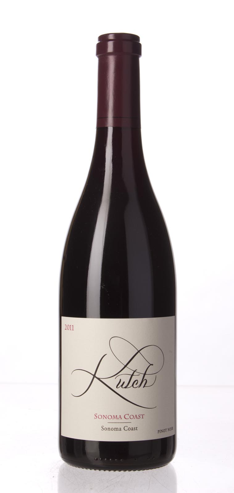 Kutch Pinot Noir Sonoma Coast 2011, 750mL () from The BPW - Merchants of rare and fine wines.