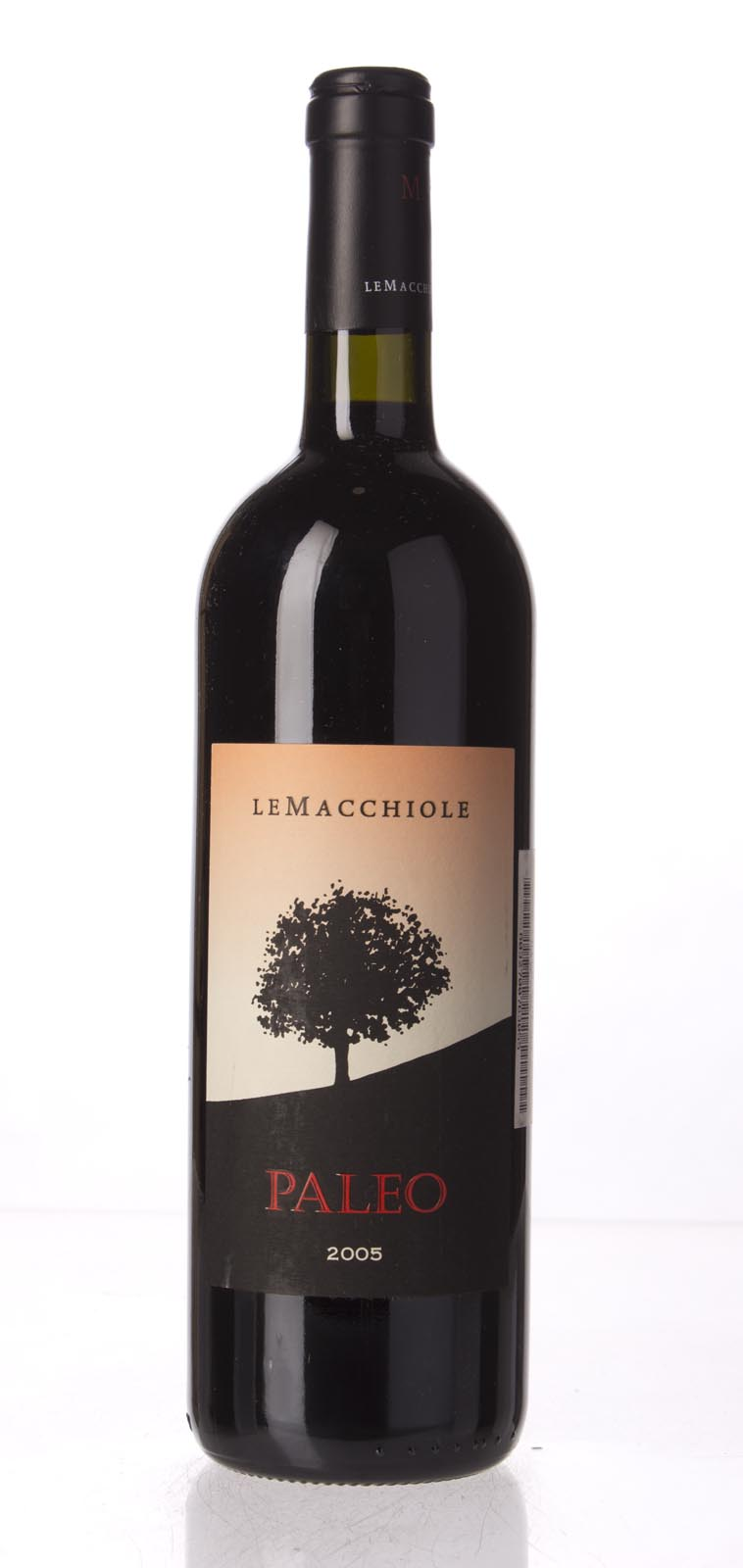 Le Macchiole Paleo Rosso 2005, 750mL (WA93, WS93) from The BPW - Merchants of rare and fine wines.