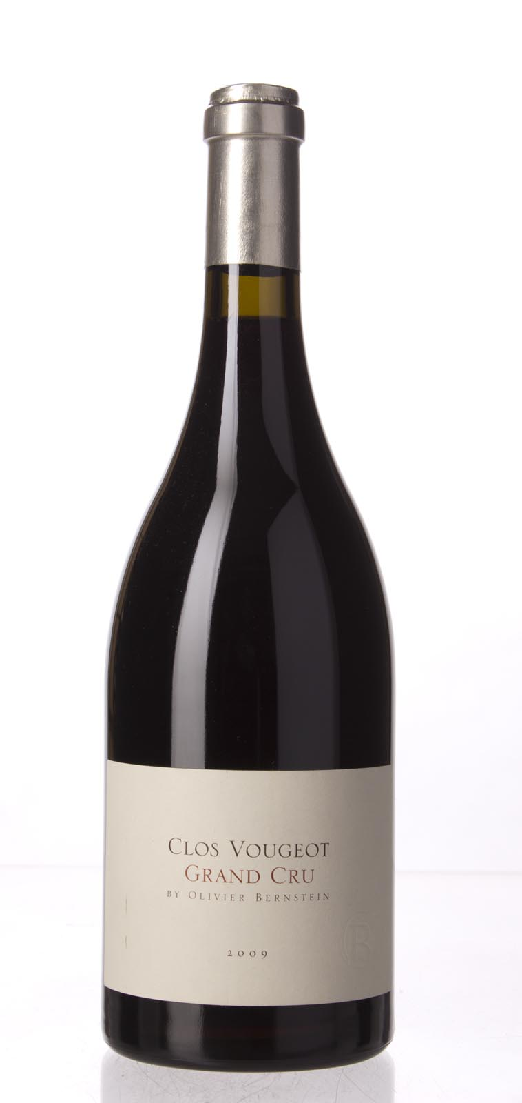 Olivier Bernstein Clos Vougeot 2009, 750mL (ST92-94) from The BPW - Merchants of rare and fine wines.