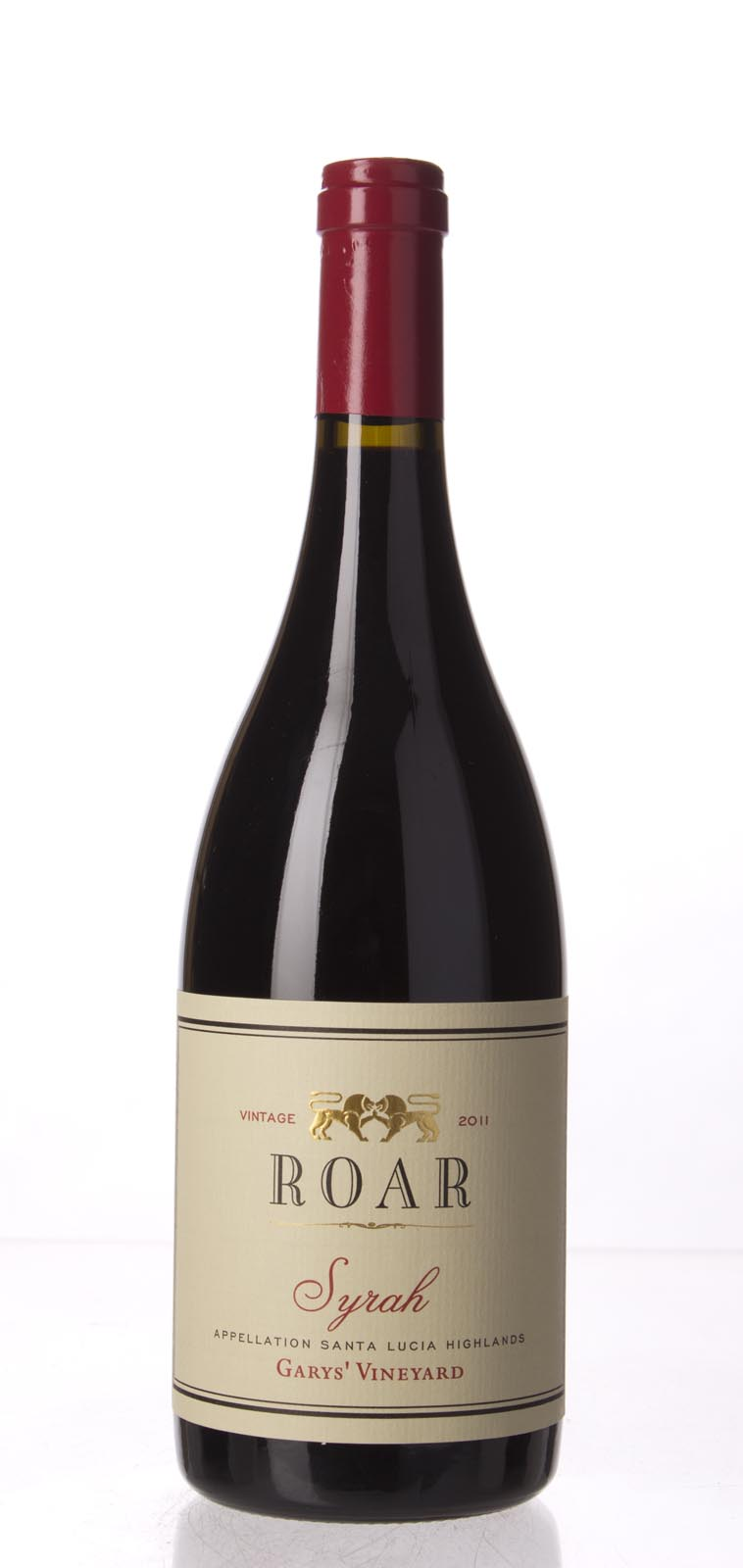Roar Syrah Garys` Vineyard 2011, 750mL () from The BPW - Merchants of rare and fine wines.